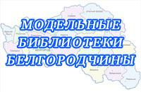 Модельные библиотеки Белгородской области