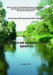 Экология Белогорья в цифрах